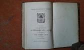 Annales Plantiniennes depuis la fondation de l'imprimerie plantinienne à Anvers jusqu'à la mort de Christophe Plantin (1555-1589) . RUELENS Charles - ...