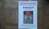 Marrakech : seuils, lecture . KANSOUSSI Jaafar (sous la direction de)