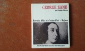 George Sand . CHONEZ Claudine