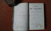 Histoire de Nelson d'après les dépêches officielles et ses correspondances privées . FORGUES Emile Daurand