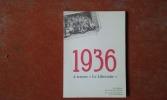 """1936 à travers """"Le Libertaire"""" . Les Cahiers du Vent du Ch'min"""