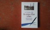 Le 17 octobre 1961 - Un crime d'Etat à Paris . LE COUR GRANDMAISON Olivier (sous la direction)