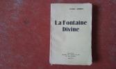 La Fontaine Divine . ANDRIEU Fortuné