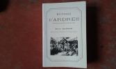 Histoire d'Ardres, depuis son origine jusqu'en 1891 . RANSON Ernest