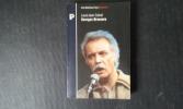 Georges Brassens . CALVET Louis-Jean