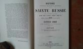 Histoire de la Sainte Russie . DORE Gustave