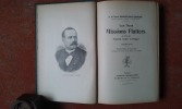 Les Deux Missions Flatters au Pays des Touareg Azdjer et Hoggar . BROSSELARD-FAIDHERBE Henri