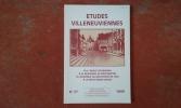"""Etudes Villeuneuviennes. Le """"Pagus"""" de Rousson - La seigneurie de Saint-Martin - L'économie villeneuvienne ebn 1840 - Le poète André Gateau . DAUPHIN ..."""