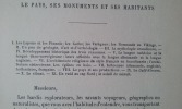 En Scandinavie. Notes de voyage. Le pays, ses monuments et ses habitants . BOUTROUE Alexandre