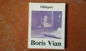 Boris Vian de A à Z . ARNAUD Noël (sous la direction de)