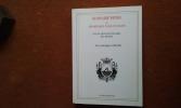 Glossaire patois du Département d'Ille-et-Vilaine - Suivi de chansons populaires avec musique . ORAIN Adolphe