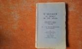 L'Alsace au début du XIXe siècle - Essais d'histoire politique, économique et religieuse (1815-1930). Tome 2 : Les transformations économiques . ...