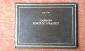 Esquisses Bourbonnaises . ALLIER Achille