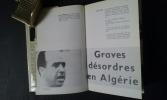 La guerre d'Algérie en images . COURRIERE Yves