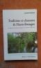 Traditions et chansons de Haute-Bretagne - Le répertoire de Saint-Congard et ses environs 1962-1970 - Vol. 1 . RADIOYES Louisette