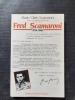 Fred Scamaroni (1914-1943) . SCAMARONI Marie-Claire