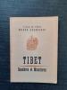 Tibet - Bannières et Miniatures . AUBOYER Janine