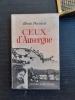 Ceux d'Auvergne . POURRAT Henri