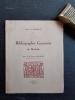 Bibliographie Gasconne du Bordelais . BERTHAUD Pierre-Louis