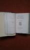 L'Art de former une bibliothèque / Code de la Bibliophilie moderne. RICHARD Jules / ROBERT Maurice