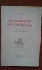 Le folklore bourbonnais. Première Partie : La vie matérielle. GAGNON Camille