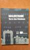 Mauritanie. Terre de Hommes - (Musée d'Aquitaine 20, Cours Pasteur 33000 Bordeaux 11 juin-17 octobre 1993 et Institut du Monde Arabe, décembre ...