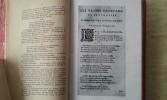 Les Prophéties de Maistre Michel Nostradamus, expliquées et commentées. FONTBRUNE (Dr de)