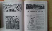 Almanach du Vieux Savoyard - 50 ans. Album anniversaire - Cinquante années de Nouvelles en Savoie 1945-1994 . ROSSET Emile (préface) - ROSSET ...