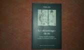 """Le """"décorticage"""" du riz. Typologie, répartition géographique et histoire des instruments à monder le riz . ABE Yoshio"""