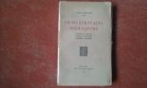 Trois écrivains berrichons. Georges Sand - Louis Boulé - Gabriel Nigond . DETHARE Vincent