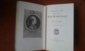 Bibliographie des œuvres de Beaumarchais . CORDIER Henri