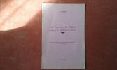 Les Terrasses du Hodna (Essai sur la morphologie du Hodna) . LAMBERT A.
