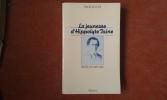 La jeunesse d'Hippolyte Taine . LEGER François