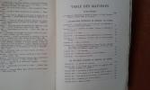 Le Barreau de Colmar - Deux registres de délibérations du Barreau de Colmar 1712-1870 . HEITZ Fernand J.