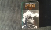 L'héritage de Lyautey. Noguès et la politique française au Maroc 1936-1943 . HOISINGTON William A.