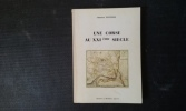 Une Corse au XXIe siècle . TUFFELLI Charles