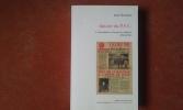 Histoire du P.S.U. - 1. La fondation et la guerre d'Algérie . HEURGON Marc