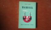 Machiavel . NAMER Emile