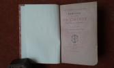 Mémoires de l'Abbé de choisy pour servir à l'histoire de Louis XIV - Tome 1 . CHOISY (Abbé de)