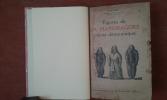 Figures de la Mandragore, plante démoniaque . BOUQUET J.