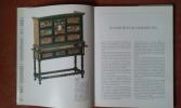 Du XVIe siècle à 1930. Le Mobilier miniature . VENDEUVRE Guy et Elyane de