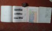 Etude géologique de l'Atlas tunisien oriental - Planches . CASTANY Gilbert