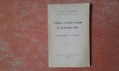 L'influence française en Italie au dix-huitième siècle . BEDARIDA Henri - HAZARD Paul