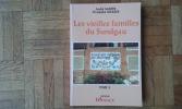 Les Vieilles familles du Sundgau. Tome 3 . GANTER André - GRUDLER Christophe
