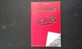 Roanne, mai 68 . CABOTSE Jean
