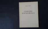Contes espagnols . CITROËN Bernard