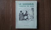La Sahara. Carrefour des races . D'ARMAGNAC (Lieutenant)