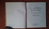L'Académie imaginaire . GUTH Paul - MARCEL Jean-Marie