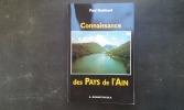 Connaissance des Pays de l'Ain . GUICHARD Paul