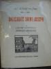 L'OEUVRE SCIENTIFIQUE ORIENTALISME-ARCHEOLOGIE. [LES JESUITES EN SYRIE 1831-1931]UNIVERSITE SAINT-JOSEPH